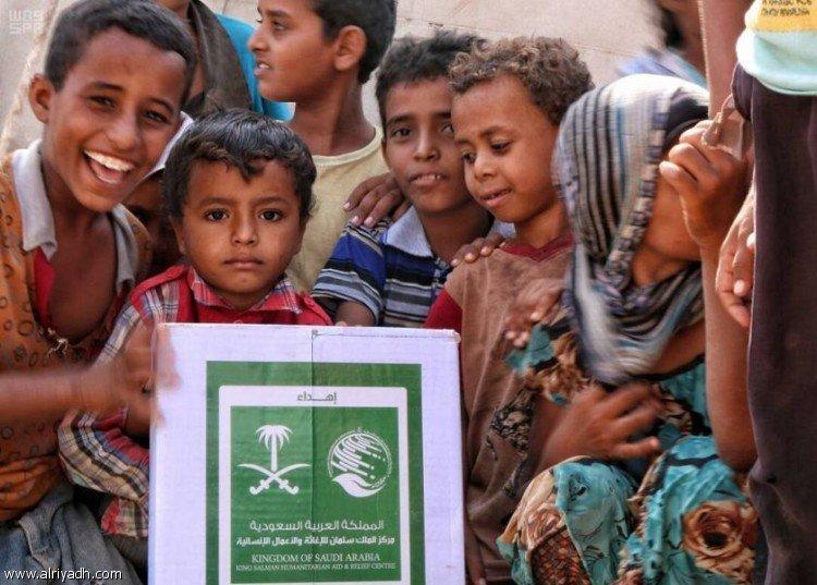 Центр гуманитарной помощи им.Короля Салмана распределил 3500 коробок фиников в Таизе