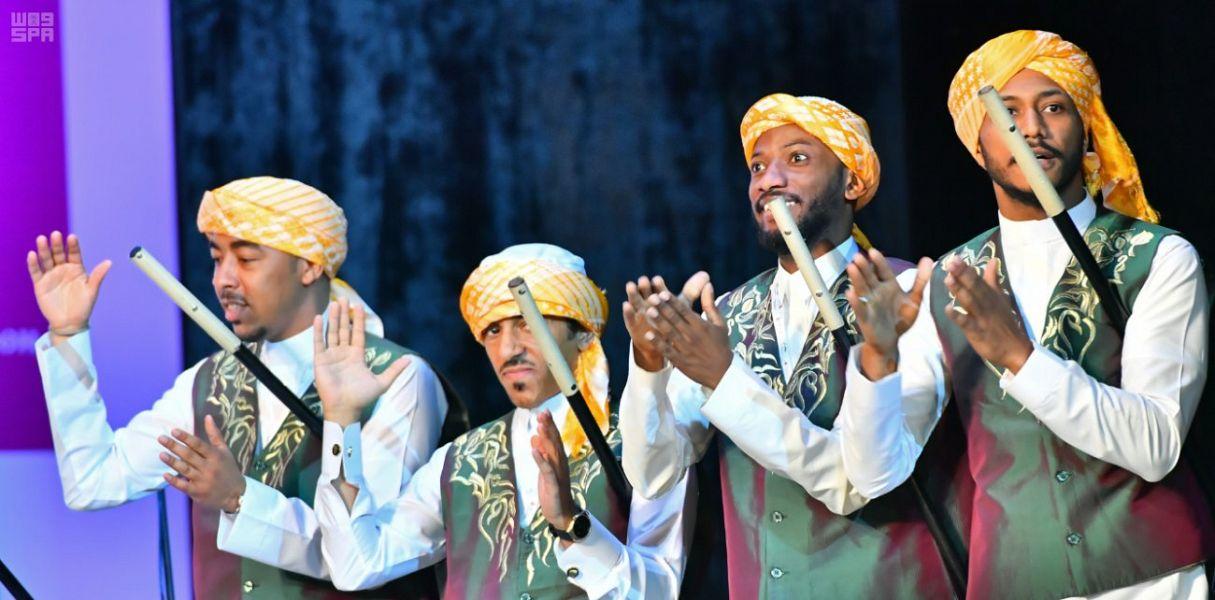 Открытие Дней саудийской культуры в Таджикистане