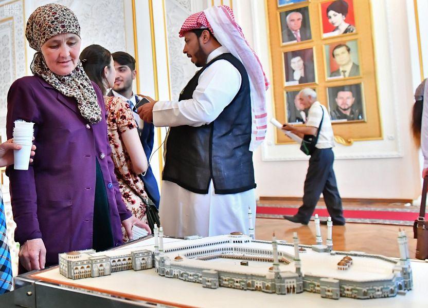 Дни саудийской культуры завершают свои мероприятия в Таджикистане