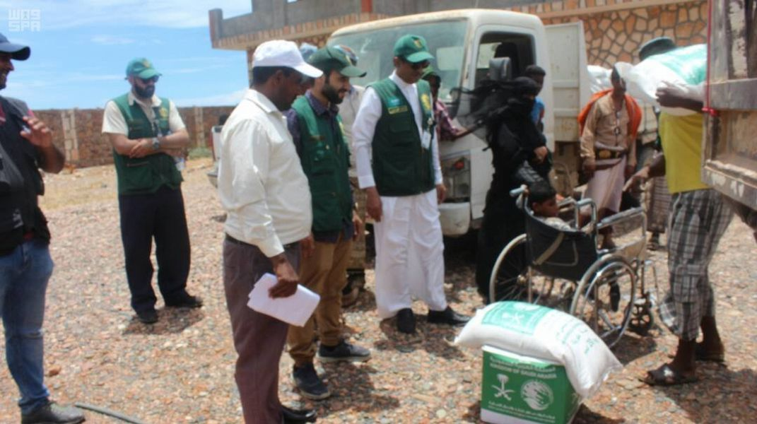 Полевая команда Центра гуманитарной помощи им.Короля Салмана прибыла на йеменский архипелаг Сокотра для оценки потребности и оказания гуманитарной помощи