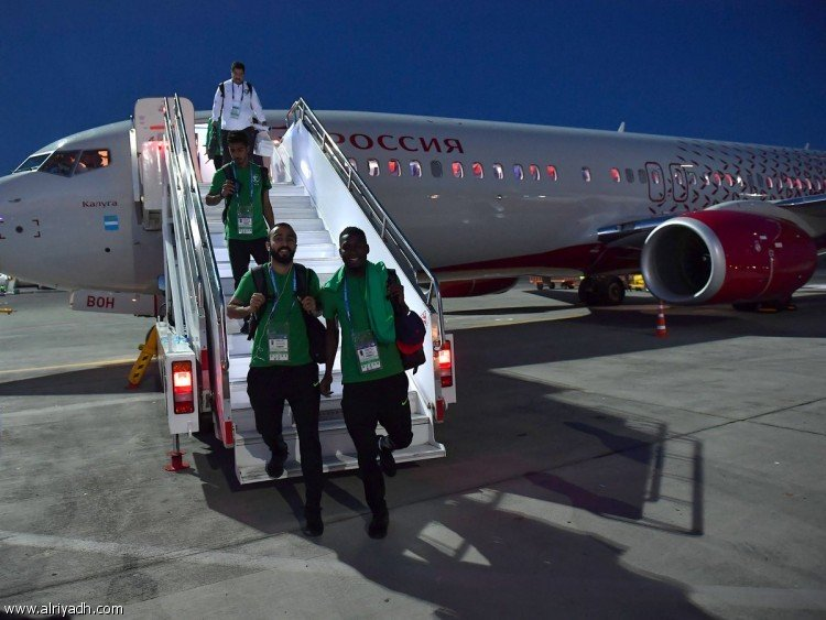 «Зелёная команда» направилась в г.Вологоград на встречу со сборной Египта