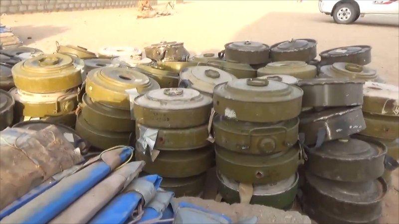 Хусииты устанавливают мины в населённых районах Зубайды