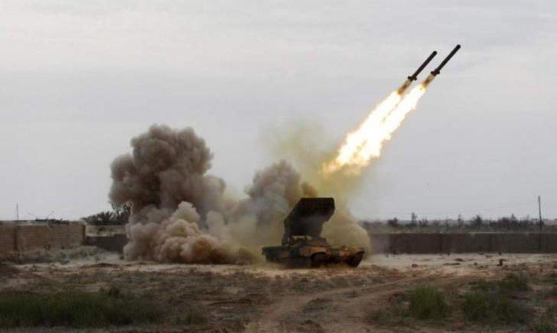 Силы ПВО перехватили баллистическую ракету, запущенную хусиитами в направлении Наджрана