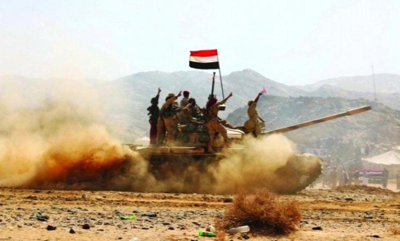 Армия Йемена ведёт ожесточённые бои против хусиитов и вошла в первый населённый пункт в муниципалитете Хиран