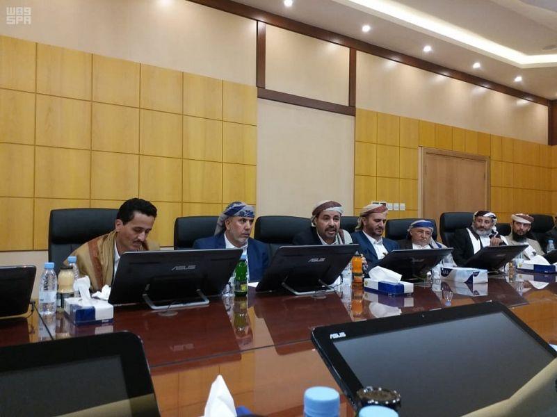 Шейхи племён провинции Саада высоко оценивают поддержку Йемена Королевством и коалицией