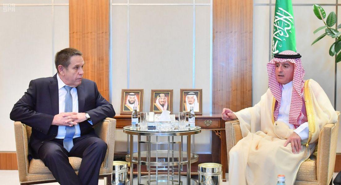 Министр иностранных дел принял посла РФ в Королевстве