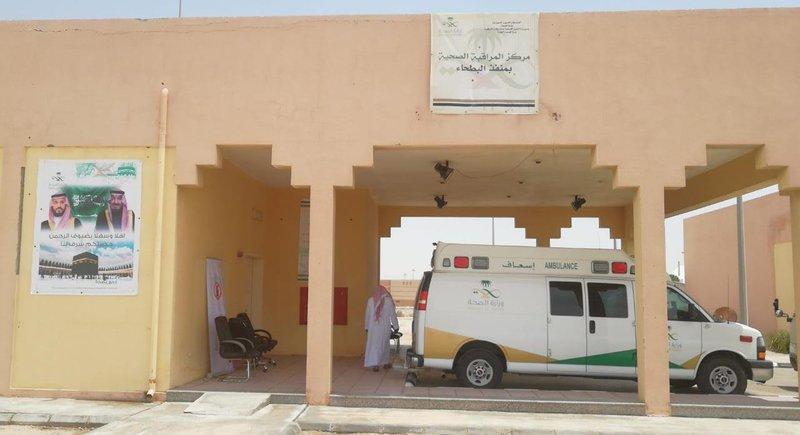 18 тыс.паломников принял мониторинговый центр министерства здравоохранения на КПП в Батхе