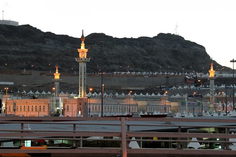Лекции  в рамках программы призыва паломников проходят в мечети Хайфа