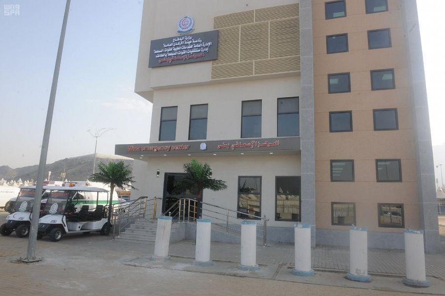 Медицинская служба ВС приготовила  к  встрече паломников 600 койко-мест
