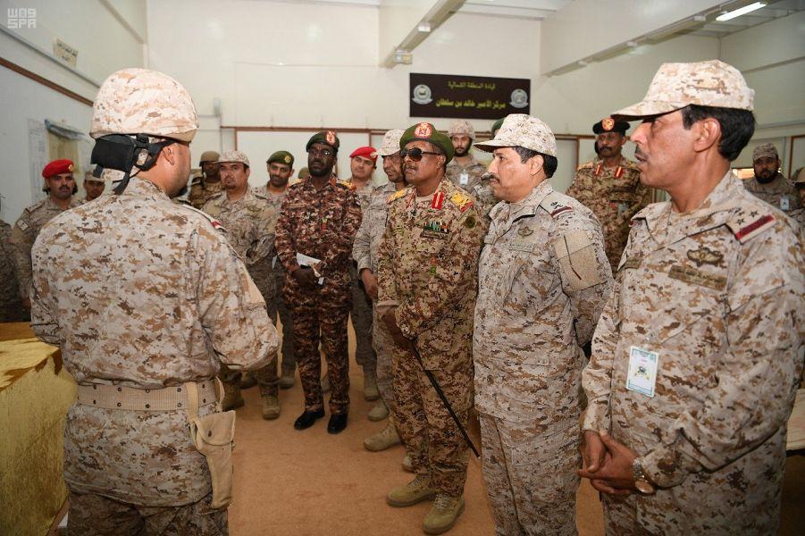 Завершились совместные военные учения «Решительность 1» Сухопутных сил Королевства и Судана