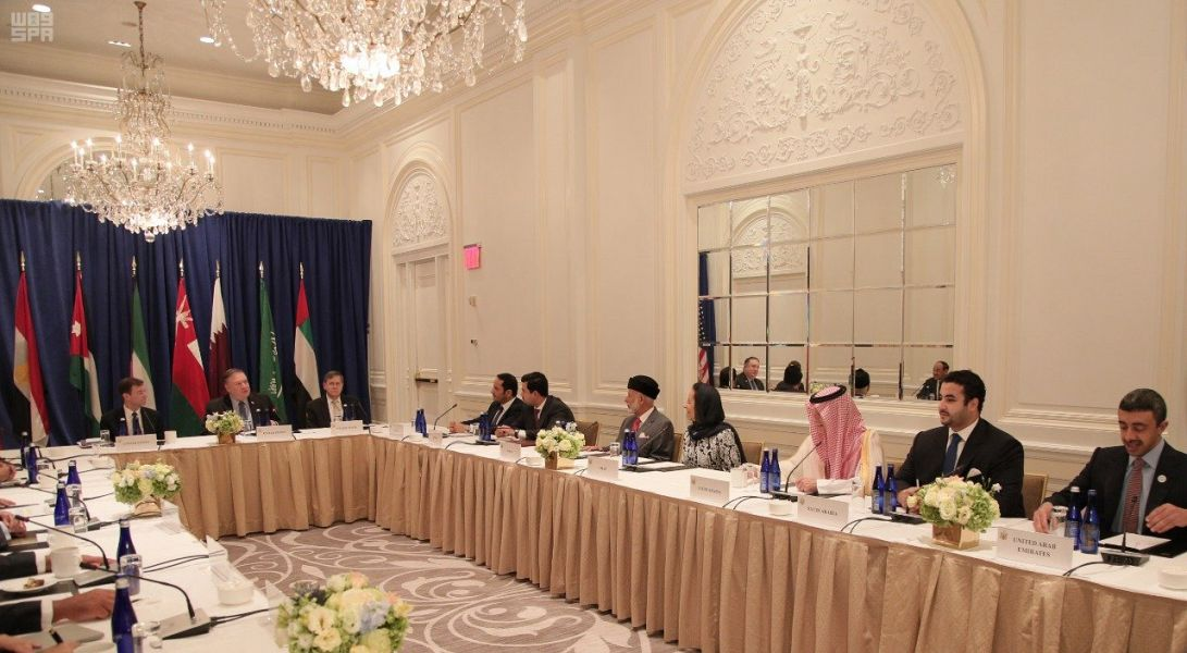 Министр иностранных дел принял участие в саммите государств Залива, США, Иордании и Египта