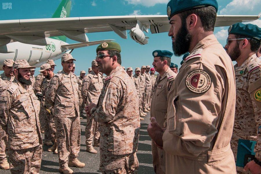 Королевские ВВС Саудии прибывают в Тунис для участия в совместных учениях с ВВС Туниса