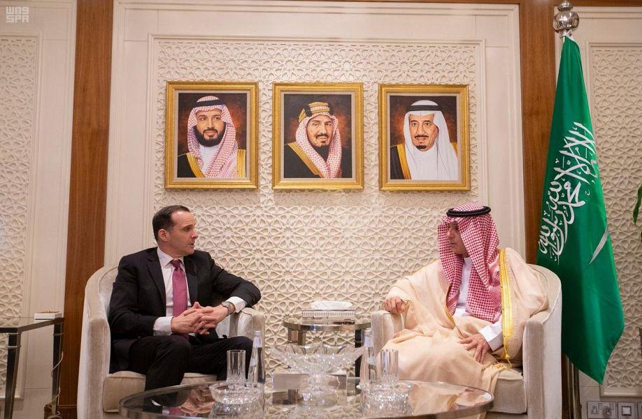 Министр иностранных дел принял специального посланника США при международной колиции против организации ИГИШ