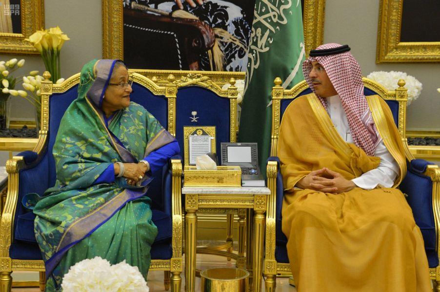 Премьер-министр республики Бангладеш посетила Мечеть Пророка