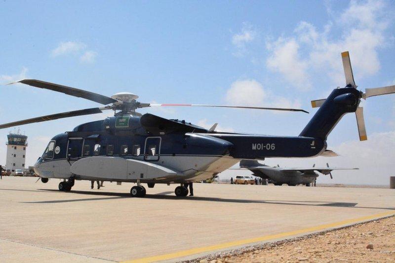 Авиация сил безопасности Саудии учествует в исполнении спасательных, эвакуационных и гуманитарных миссий в провинции Махра в Йемене