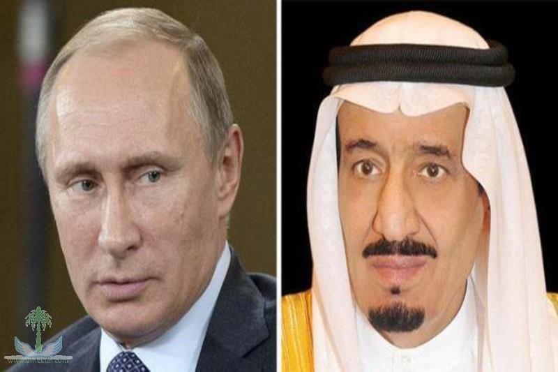 Служитель Двух Святынь провёл переговоры по телефону с президентом России