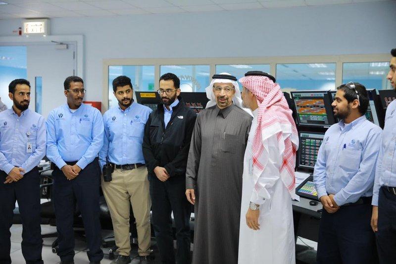 аль-Фалих: акции АРАМКО имеют все возможности для подписки спустя два года после преобретения концерна «Sabiq»