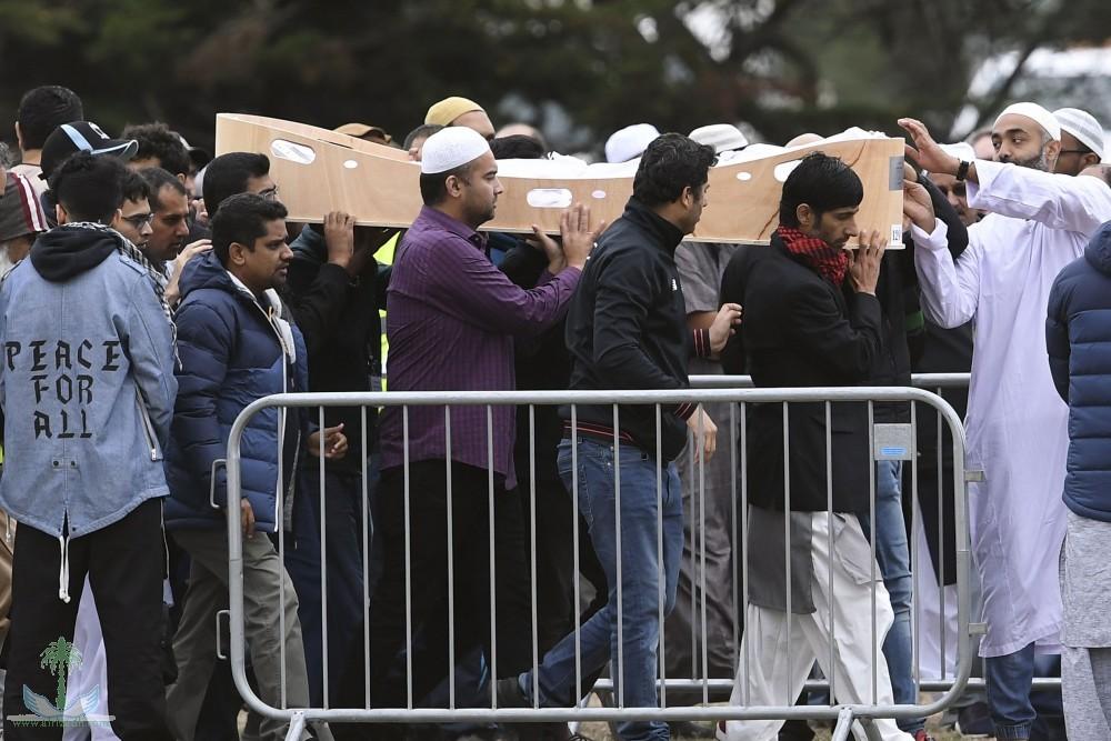 Новая Зеландия: солидарность перед лицом терроризма