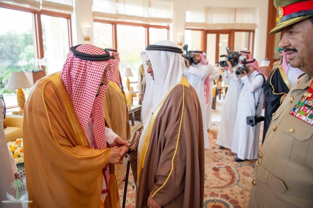 Служитель Двух Святынь и Король Бахрейна рассмотрели перспективы сотрудничества