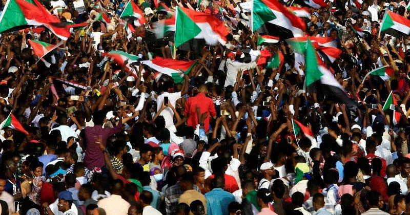 Судан отвергает и избавляется от наущений шайтанов — Катара, Турции и ихванов