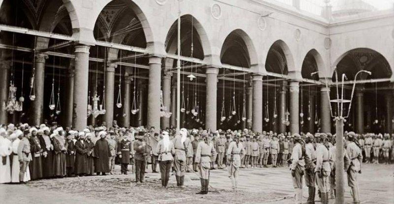 Чёрная история последнего турецкого оккупанта Медины: 100 лет спустя преступления мясника «путешествия Берлик»