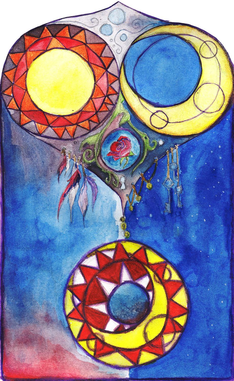 Solnce i Luna