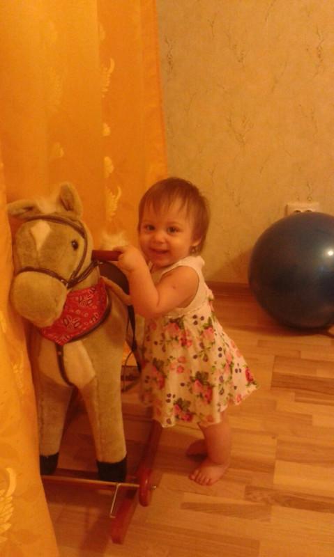 фасоль и конь