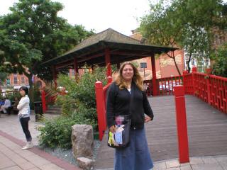 Aristi in Chinatown
