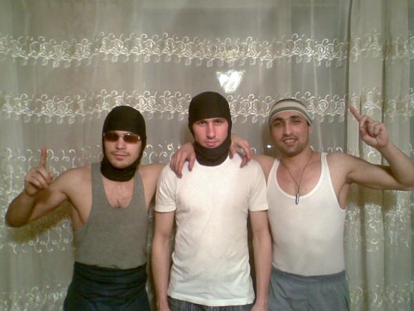Лютый анальный джихад