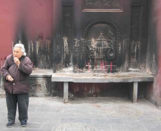 burning for prayer