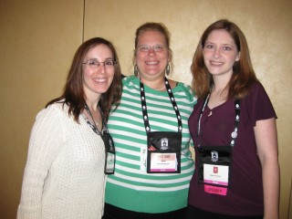 Jackie Kessler, Me, Rachel Vincent