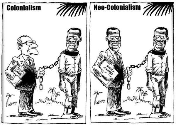 неоколониализм