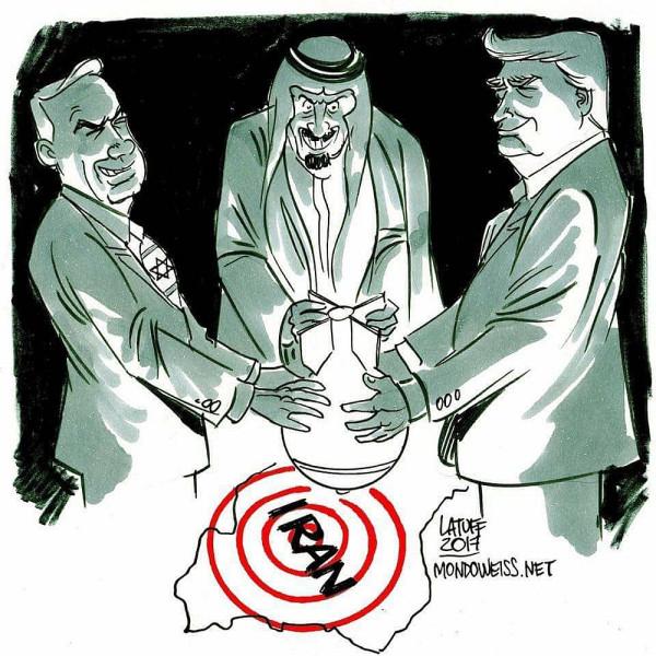 карикатура_иран_бомба_1000