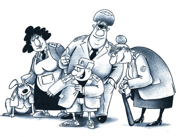карикатура_элита_полицаи_korsun_007