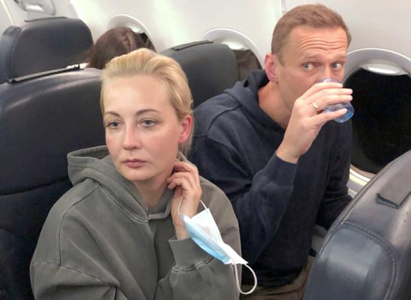 навальный_и_его_жена