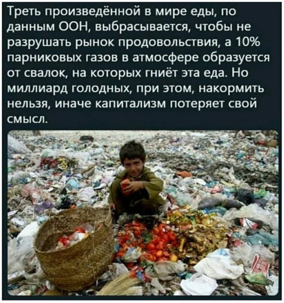 голодные_еда_свалки_капитализм