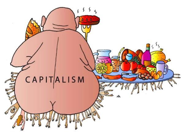 карикатура_капитализм_жрет_