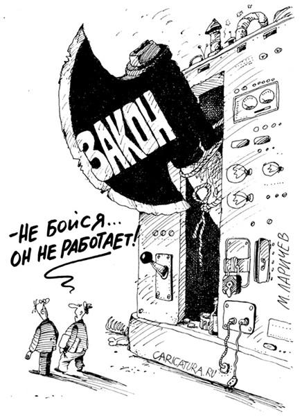 карикатура_не_бойся_он_не_работает_закон