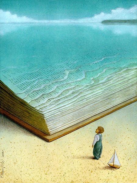 книга_море