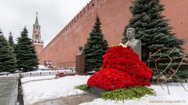 картина_могила_сталина