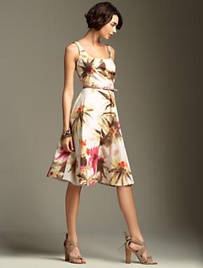 Платье Talbots розовое2