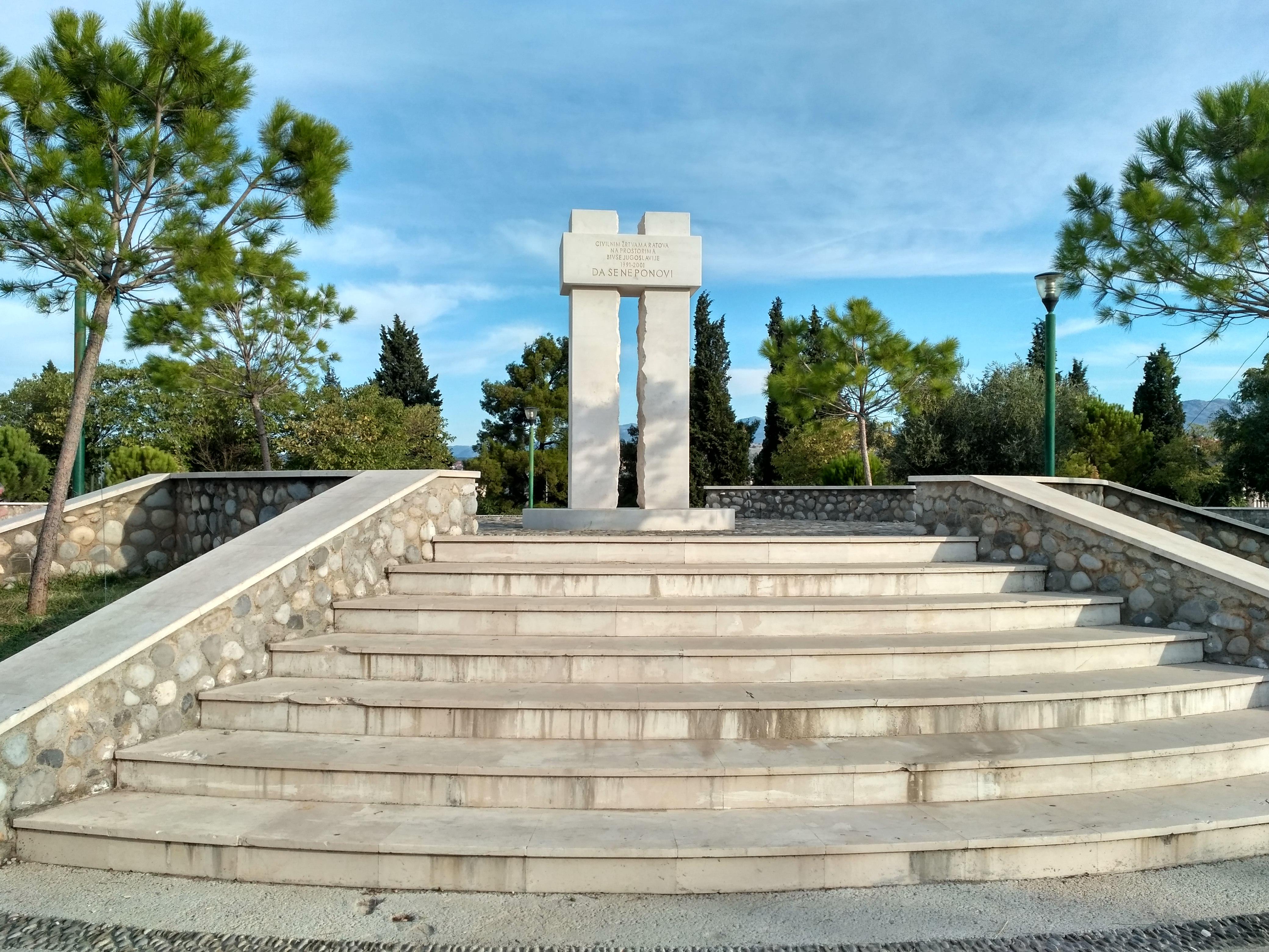 Памятник жертвам гражданских войн