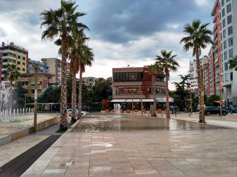 Центральная площадь Дурреса