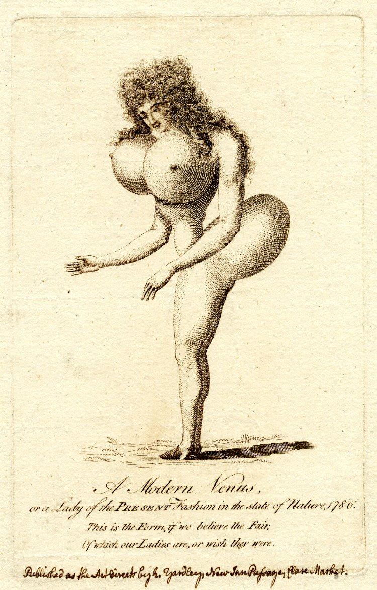 Идеал красоты 18 века