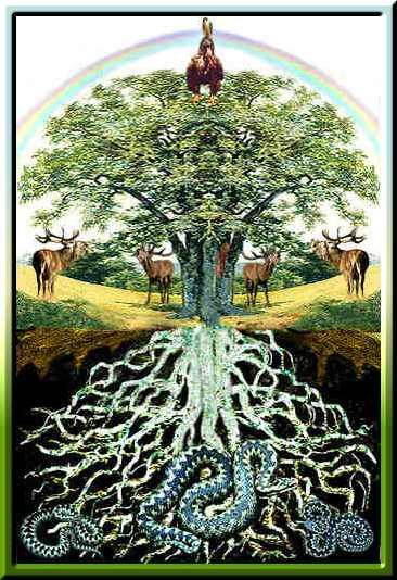 Объясни почему три пальмы это философская легенда