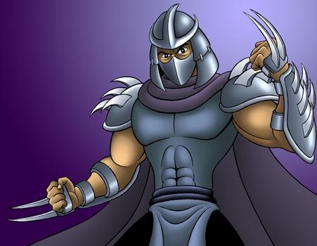 Топ-21 лучших экранных злодеев Shredder_by_Mystic_Forces