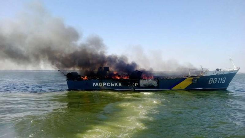 Украина рубит концы перед морским боем