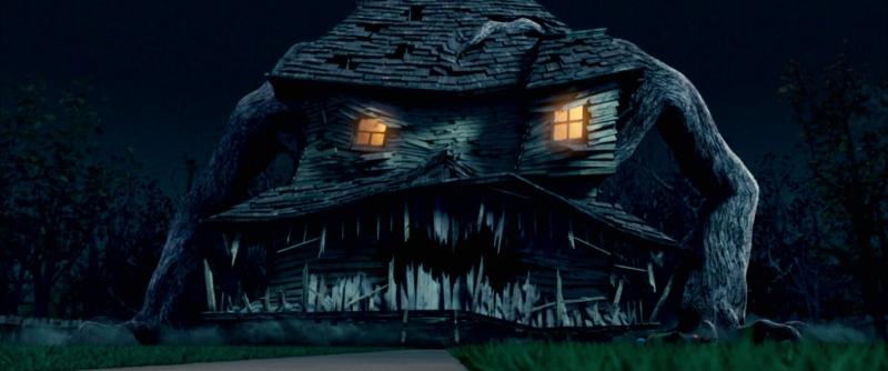 [Ужас связанный с домом