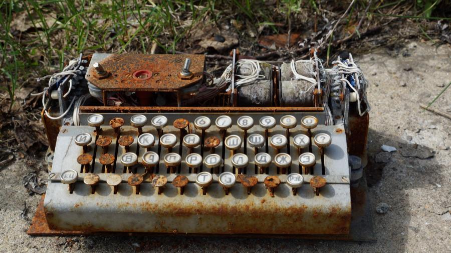 шифровальная машинка