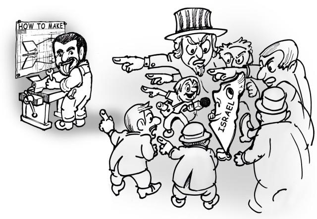 Израиль против Ирана
